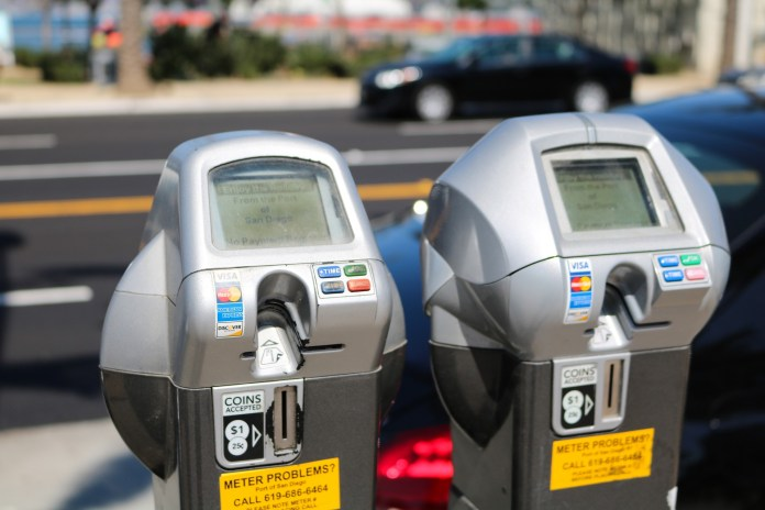 D.C. Wants To Let People Give Each Other Parking Tickets
