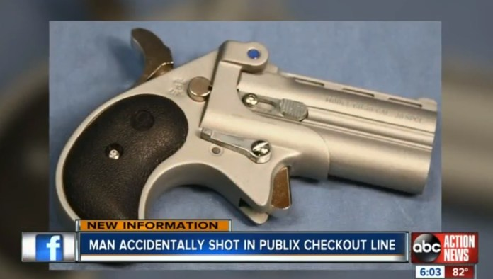 Woman Accidentally Shoots Husband With Gun In Her Purse