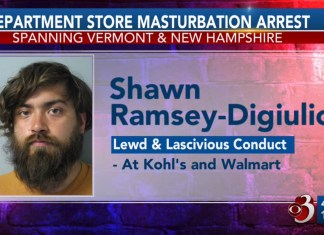 Serial Masturbator Wanted in Two States