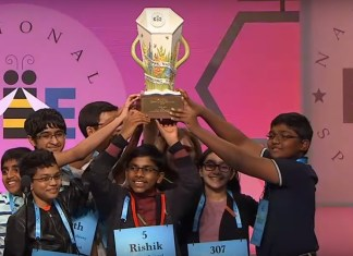 National Spelling Bee Ends In Historic Eight-Way Tie