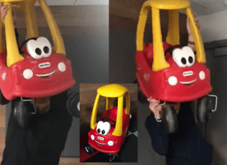 Free Beer and Hot Wings Can Joe And Hot Wings Squeeze Into A Cozy Coupe?