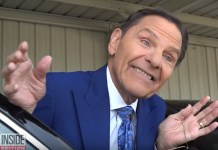 Reporter Calls Out Televangelist For Buying Private Jet And His Reaction Is Incredible