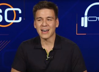 James Holzhauer Thinks Your Conspiracy Theories About Jeopardy Loss Are Laughable