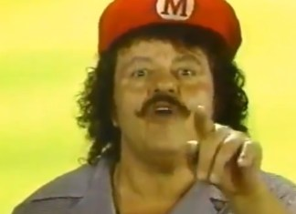 Mario Took A Strange Turn In This 'Don't Do Drugs' Video
