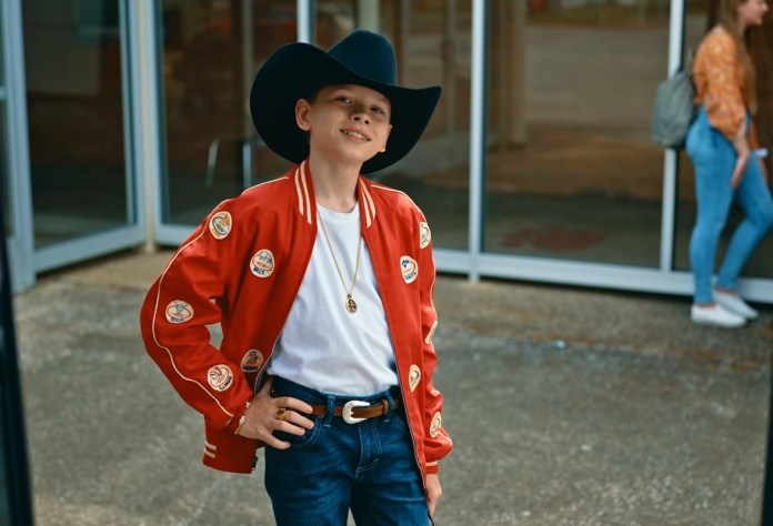 Everyone's Favorite Yodel Boy, Mason Ramsey Is Back With Another Hit!