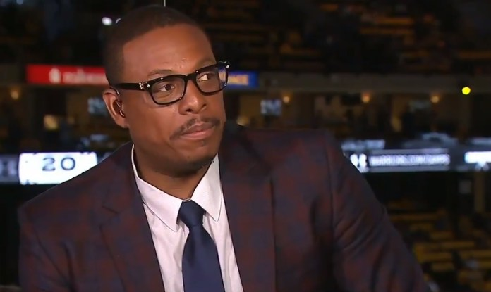 Paul Pierce Reveals Why He Was Once Rolled Off the Court In A Wheelchair