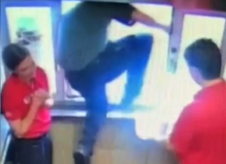 Chick-fil-A Worker Jumps Through Drive-Thru Window To Save Choking Child