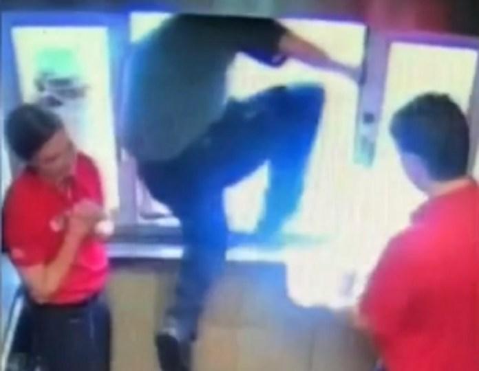 Chick-fil-A Worker Jumps Through Drive-Thru Window To Save Choking Child