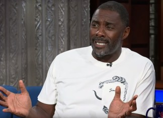 Idris Elba, Star Of Cats', Can't Explain 'Cats'