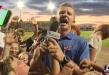 This Reporter Attacked By Children At Baseball Game Deserves An Medal