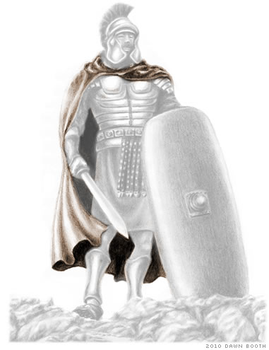 Armor of God: The Cloak of Zeal