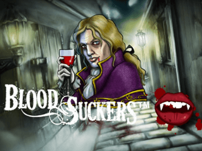 Blood Suckers Slot Machine Logo