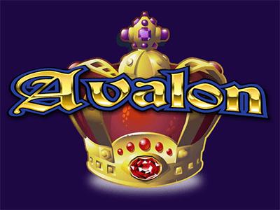 Avalon Slot Machine by Microgaming