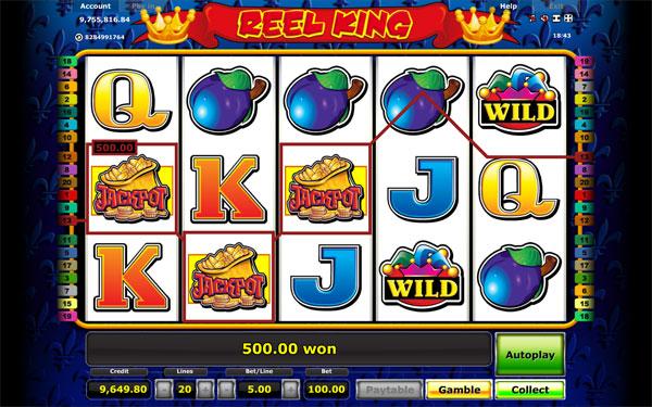 Reel King Slots
