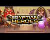Egyptian Heroes Slot Machine by NetEnt