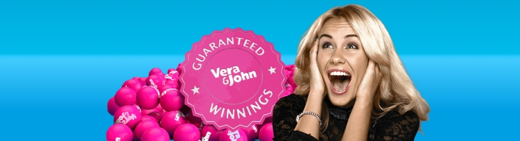 vera and john casino guaranteed winnings