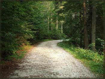 Ponovo smo u užoj zoni nacionalnog parka, nadomak Talijanskog puta...