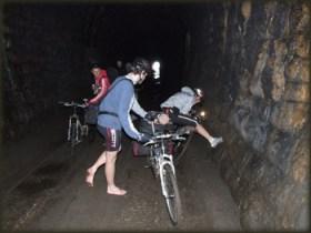 Vlažni deo tunela je prošao - vreme je za obuvanje