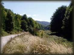 Središnji deo doline Kločanice