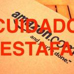 VIGILAR CON LAS COMPRAS EN AMAZON