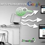COMO INDEXAR PÁGINA WEB EN GOOGLE
