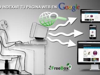 como indexar una web en google