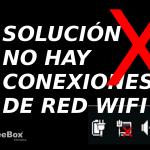 ME SALE UNA X EN EL WIFI SOLUCIÓN