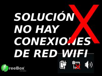 Solucion x roja en el wifi
