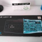 REVIEW TECLADO GAMING LOGITECH G105