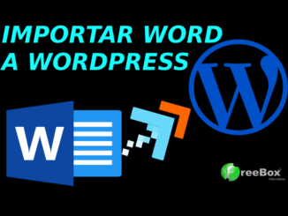 pasar word a wordpress
