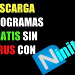 INSTALAR PROGRAMAS GRATIS PARA PC SIN VIRUS