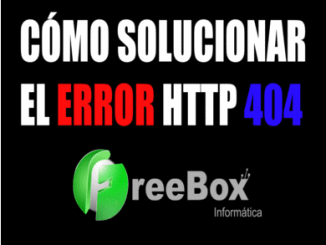 error http 404 wordpress