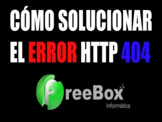 error http 404 wordpress