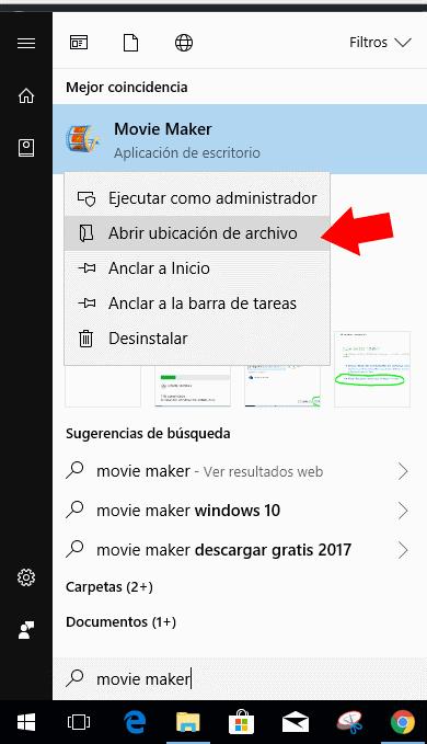 movie maker para windows 10