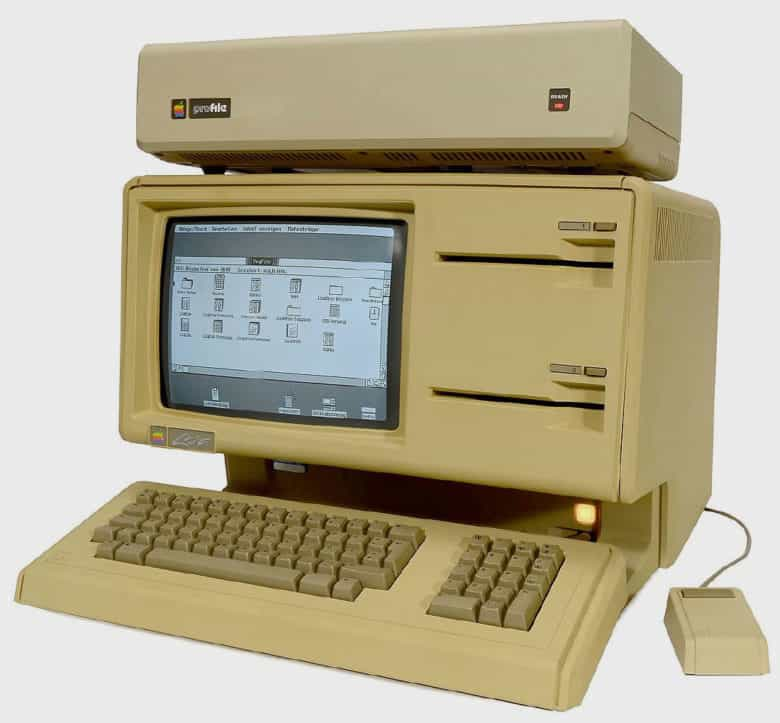 Apple lisa istoria de aple