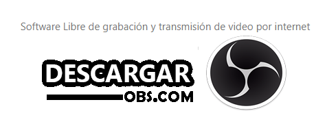 descargarobs.com tutoriales obs studio