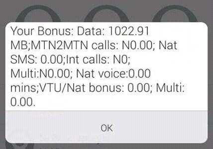 MTN Free Data Cheat 2019, Enjoy Free 1000GB Now –100℅ Perfect -