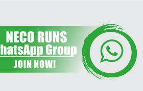 neco gce runs whatsapp group link
