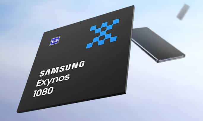 Samsung Exynos 1080 5nm EUV SoC
