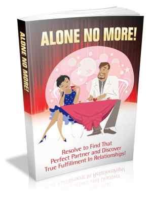 Alone No More ebook Free BSG