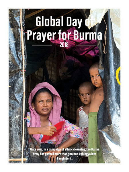 Global Day of Prayer for Burma 2018  Free Burma Rangers