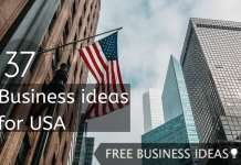 Business ideas for USA