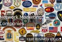 network marketing companies