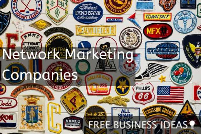 network marketing companies