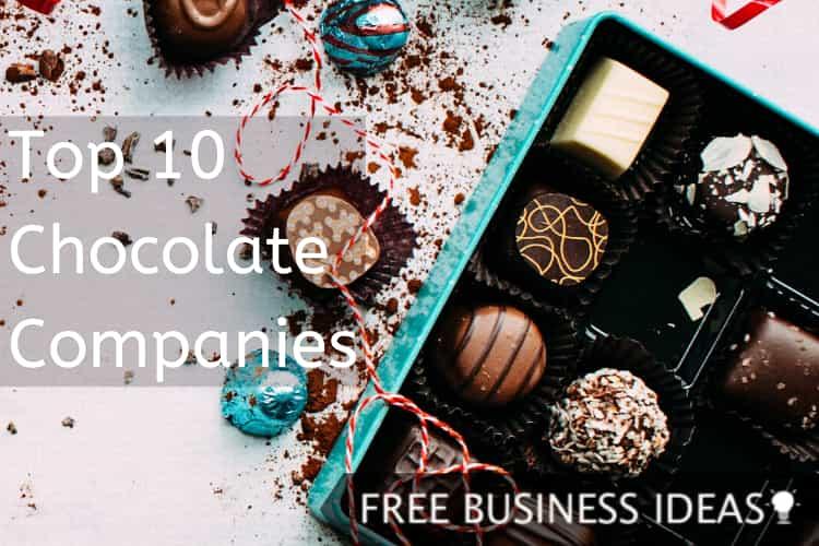 Top 10 Chocolate Companies