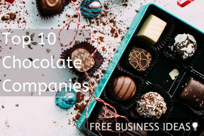 Top 10 Chocolate Companies