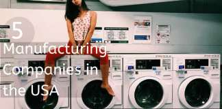 washing machines made in usa