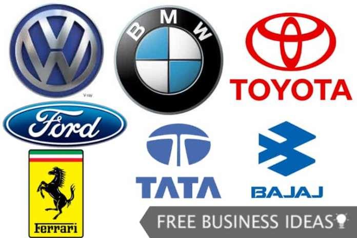 top automobiles companies