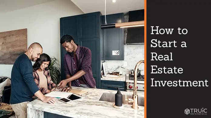 How to start a real estate investment