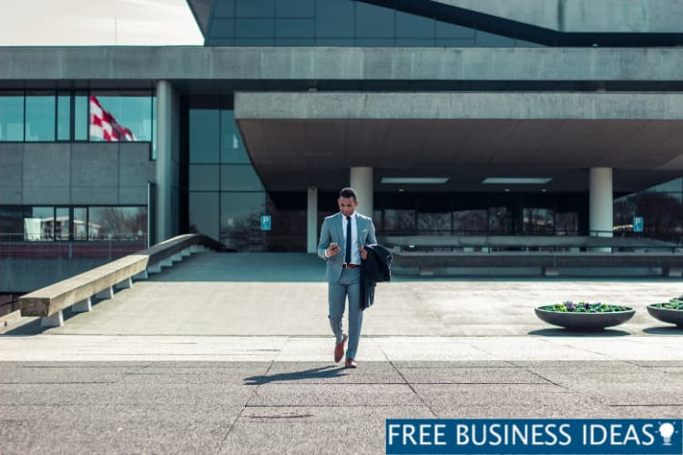 Business realm